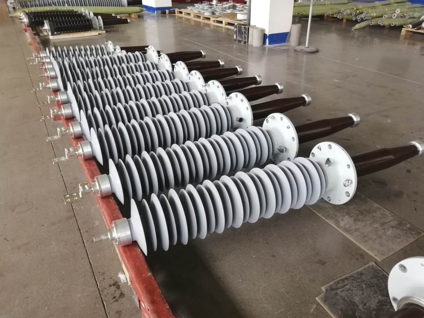 Dry Type High-voltage Bushing for Power Transformer